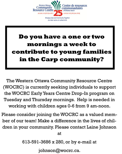 Western Ottawa Community Resource Centre