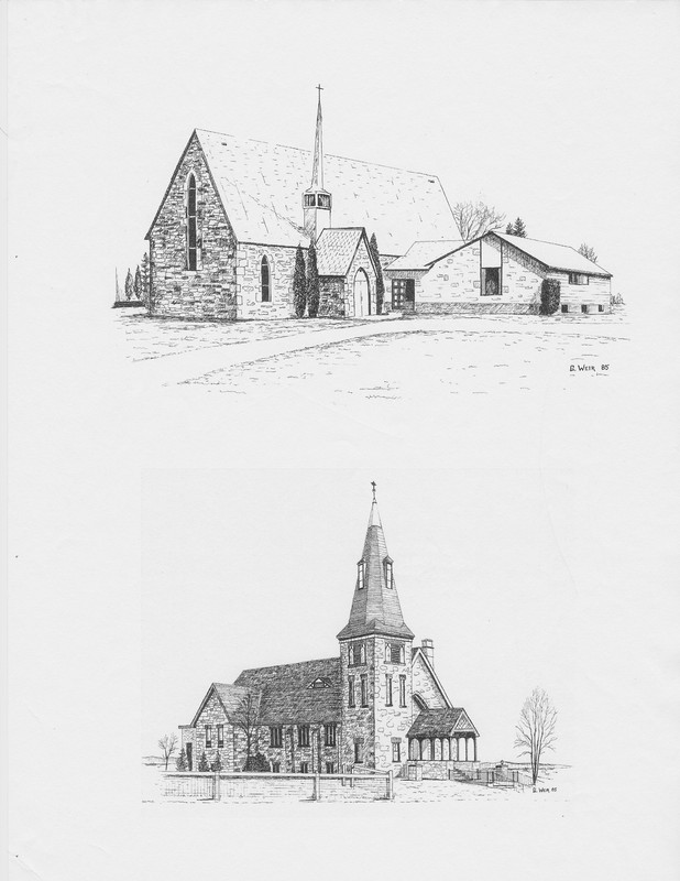 Anglican Parish of Fitzroy Harbour: St. George's Fitzroy Harbour & St. Thomas Woodlawn